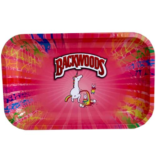 Backwoods Unicorn Rolling Tray
