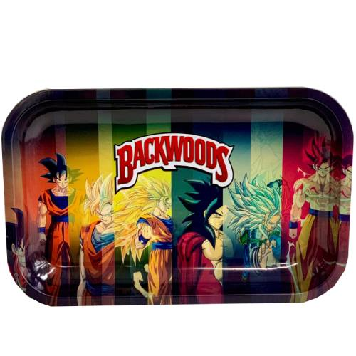 Backwoods Dragon Ball Z Rolling Tray