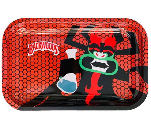 Backwoods Samurai Jack Rolling Tray