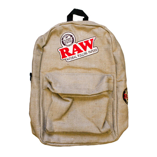 RAW Smokers Smell-Proof Backpack