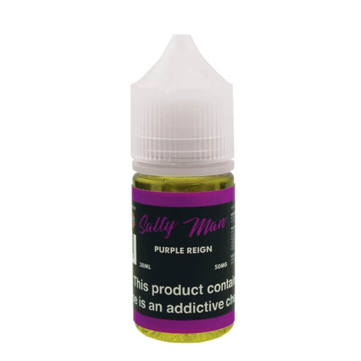 Salty Man - Purple Reign (30mL) - Solace Vapors