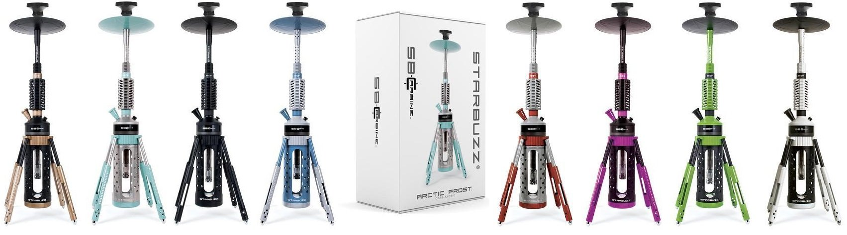Starbuzz Carbine Rotating Hookah