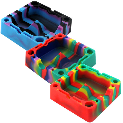 Silicone Ashtray - Smoketokes