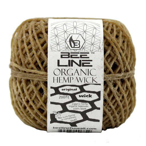 Bee Line Original 200ft Organic Hemp Wick 21 Pack - Smoketokes