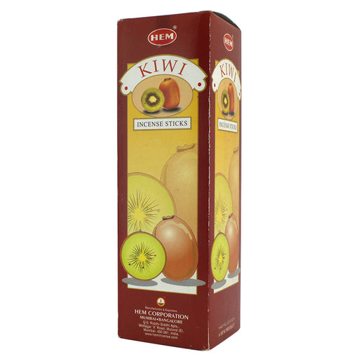 Hem Kiwi Incense Sticks 120 Box - Smoketokes