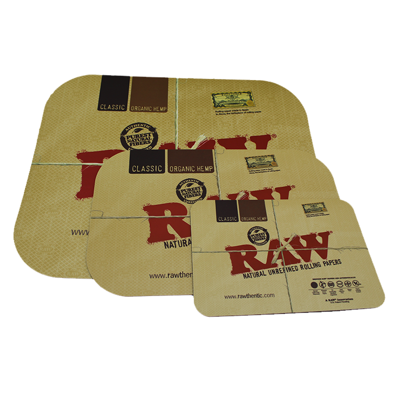 Raw Large Magnetic Tray Cover - Smoketokes