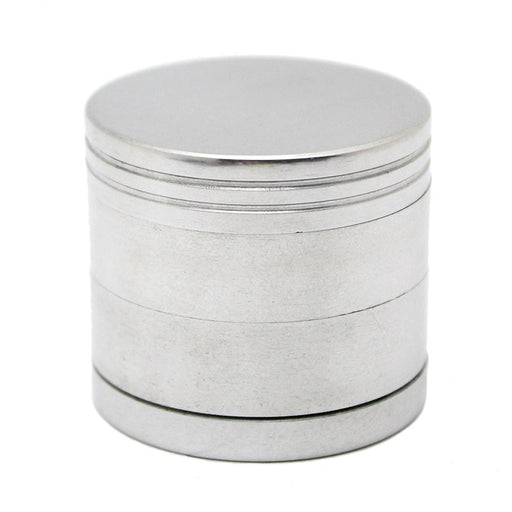 Aluminum 4 Part 42mm Grinder - Smoketokes