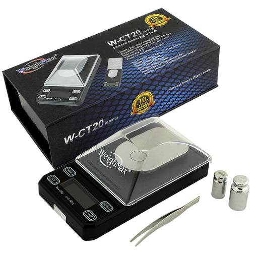 Weighmax W-CT20 Scale - Smoketokes