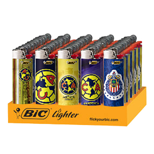 Bic Club America/Chivas Flint Lighter Display - Smoketokes