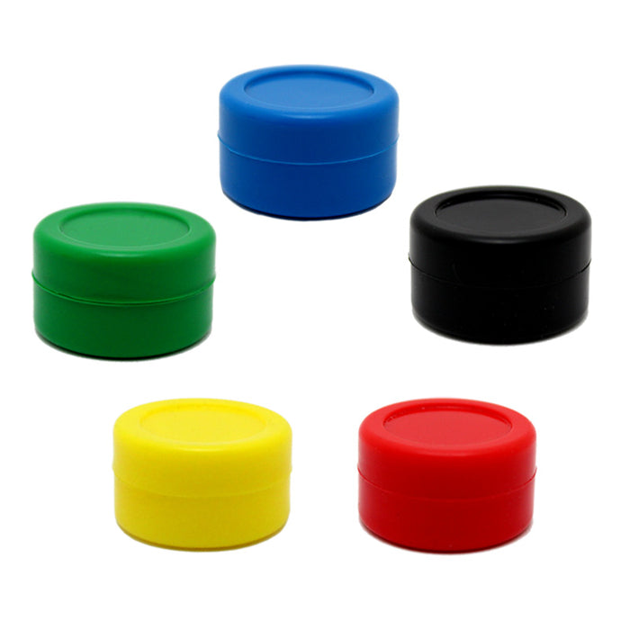 5ml Colored Silicone Jar - Smoketokes