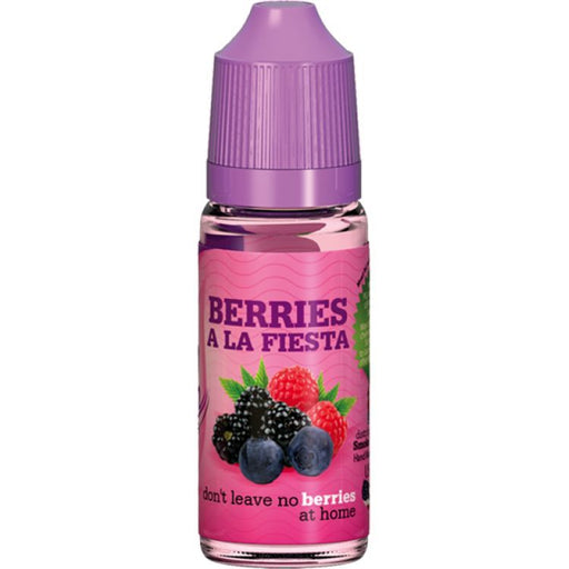 Berries a La Fiesta - Lush Vapor (5 Bottles of 15mL)