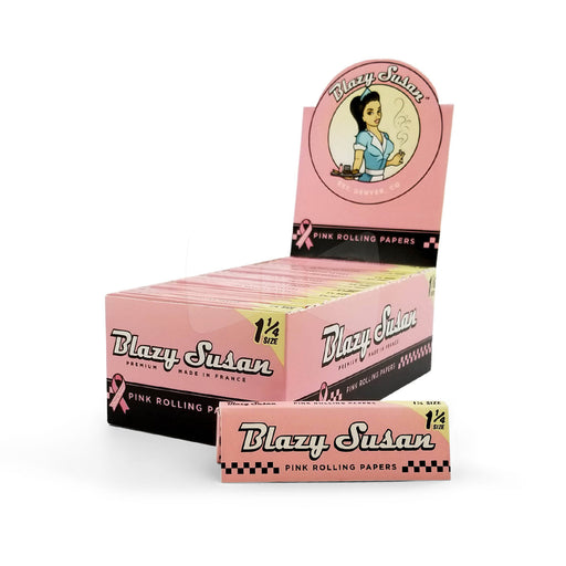 "Blazy Susan 1 1/4"" Size Rolling Papers"
