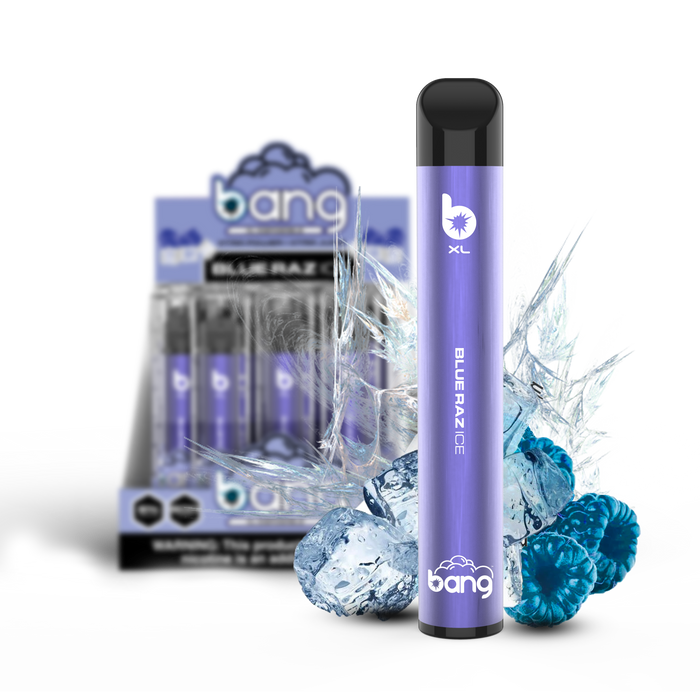 Bang XL - Blue Raz Ice (Disposable Device)