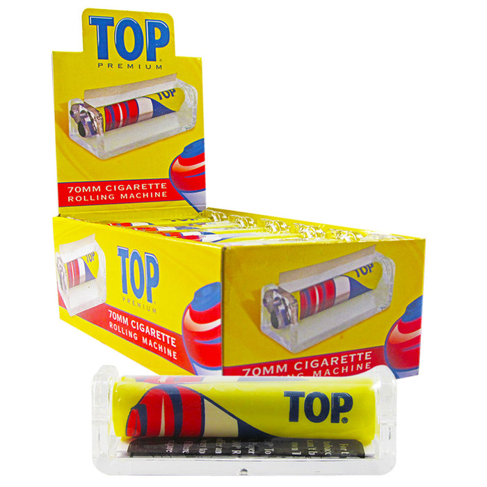 Top 70mm Cigarette Rolling Machine - Smoketokes