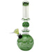 "10"" Sphere & Rings Water Pipe - Smoketokes"