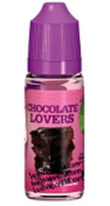 Chocolate Lovers - Lush Vapor (5 Bottles of 15mL)