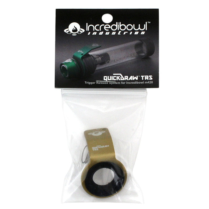 Incredibowl m420 Quickdraw TRS - Smoketokes
