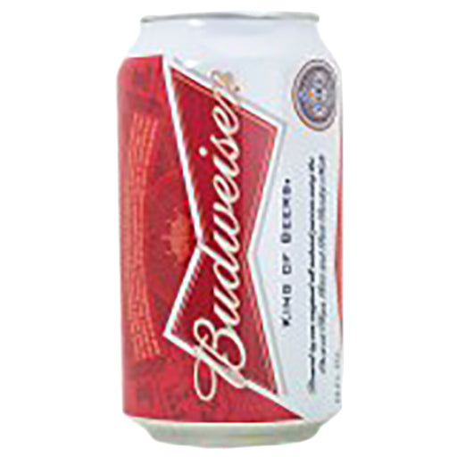 Budweiser 8oz Beer Safe Can - Smoketokes