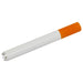 Long Metal Cigarette One-Hitter with Teeth - Smoketokes