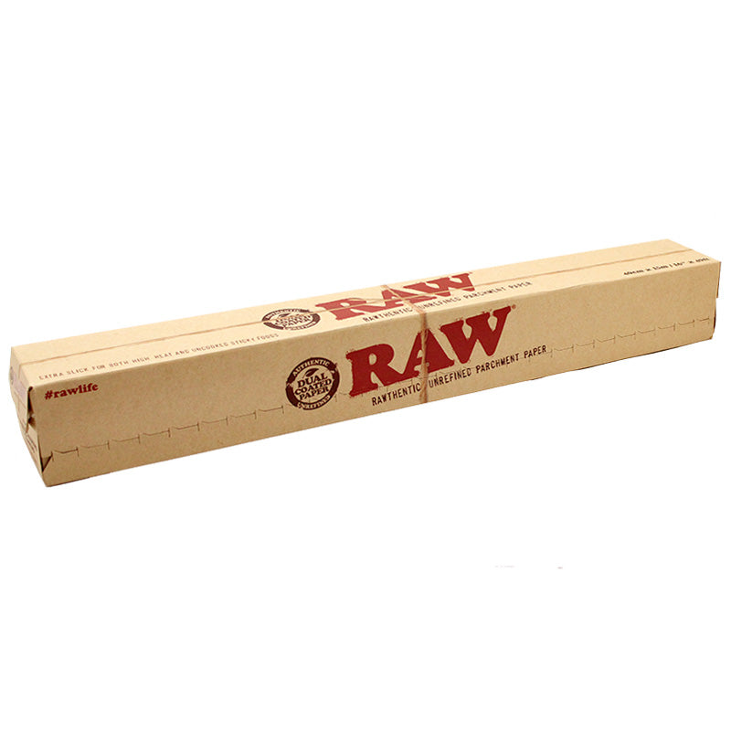 "Raw 16"" x 49ft Parchment Paper Roll - Smoketokes"