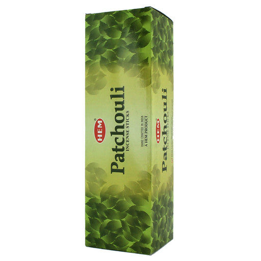 Hem Patchouli Incense Sticks 120 Box - Smoketokes