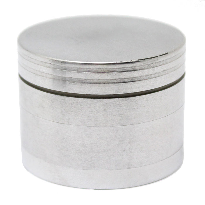 Aluminum 4 Part 53mm Grinder - Smoketokes