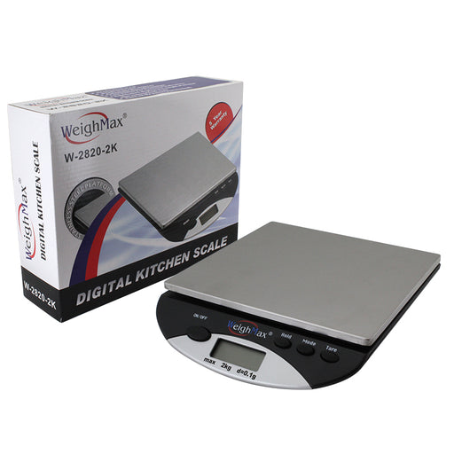 Weighmax W-2820-2k Scale - Smoketokes