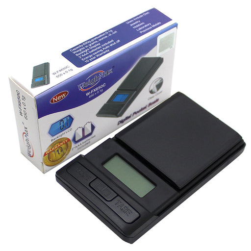 Weighmax W-FX650 Scale - Smoketokes