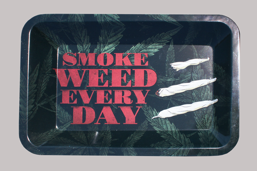 Smoke Weed Tray MINI 7'' - Smoketokes