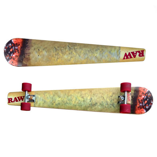 Raw Cone Skateboard Long Board - Smoketokes