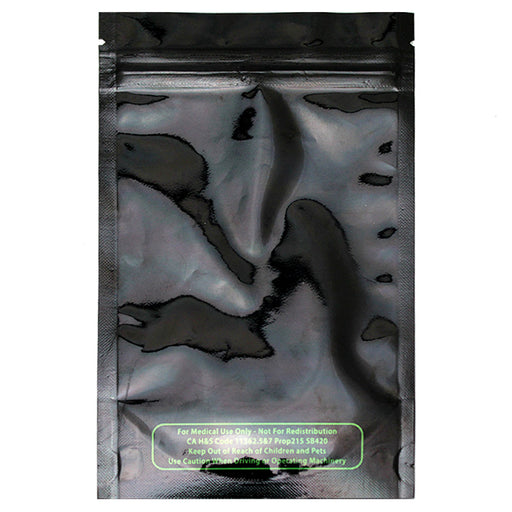 1/4 Ounce Size Mylar Bag pack of 50 - Smoketokes