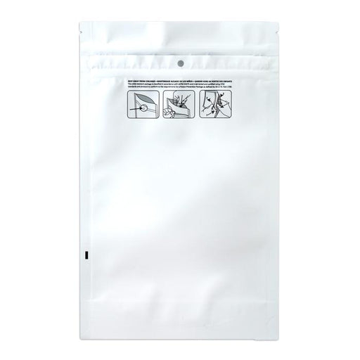 Child Proof Mylar Bags 1 oz. (50 Pack)