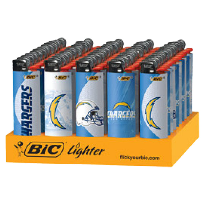 Bic Chargers Flint Lighter Display - Smoketokes