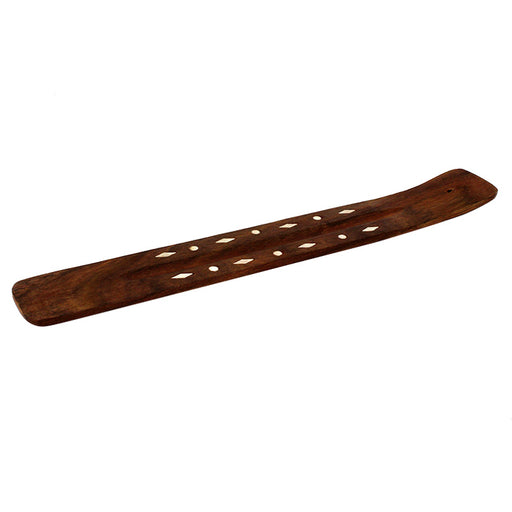 Diamonds Wooden Incense Holder - Smoketokes