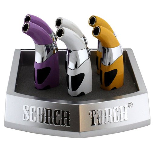 Scorch Torch Matador Angled Torch Color Display - Smoketokes