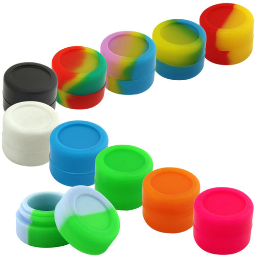 2ml Mini Silicone Jar - Smoketokes