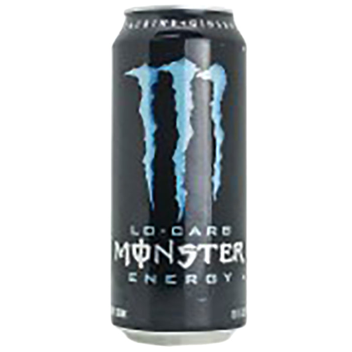 Monster Lo-Carb 16oz Safe Can - Smoketokes
