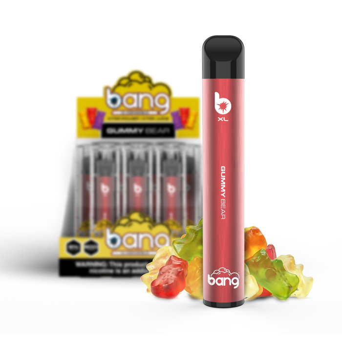 Bang XL - Gummy Bear (Disposable Device)