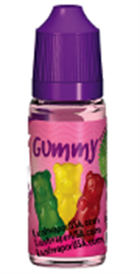Gummy - Lush Vapor (5 Bottles of 15mL)
