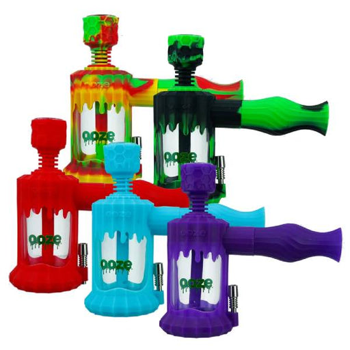 Ooze Clobb 4-in-1 Water Pipe & Nectar Collector
