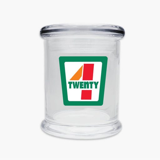 Juggz 4Twenty 420 Glass Jar