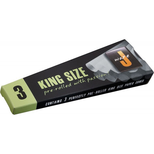 JWare King Size 109mm Cones Display Box