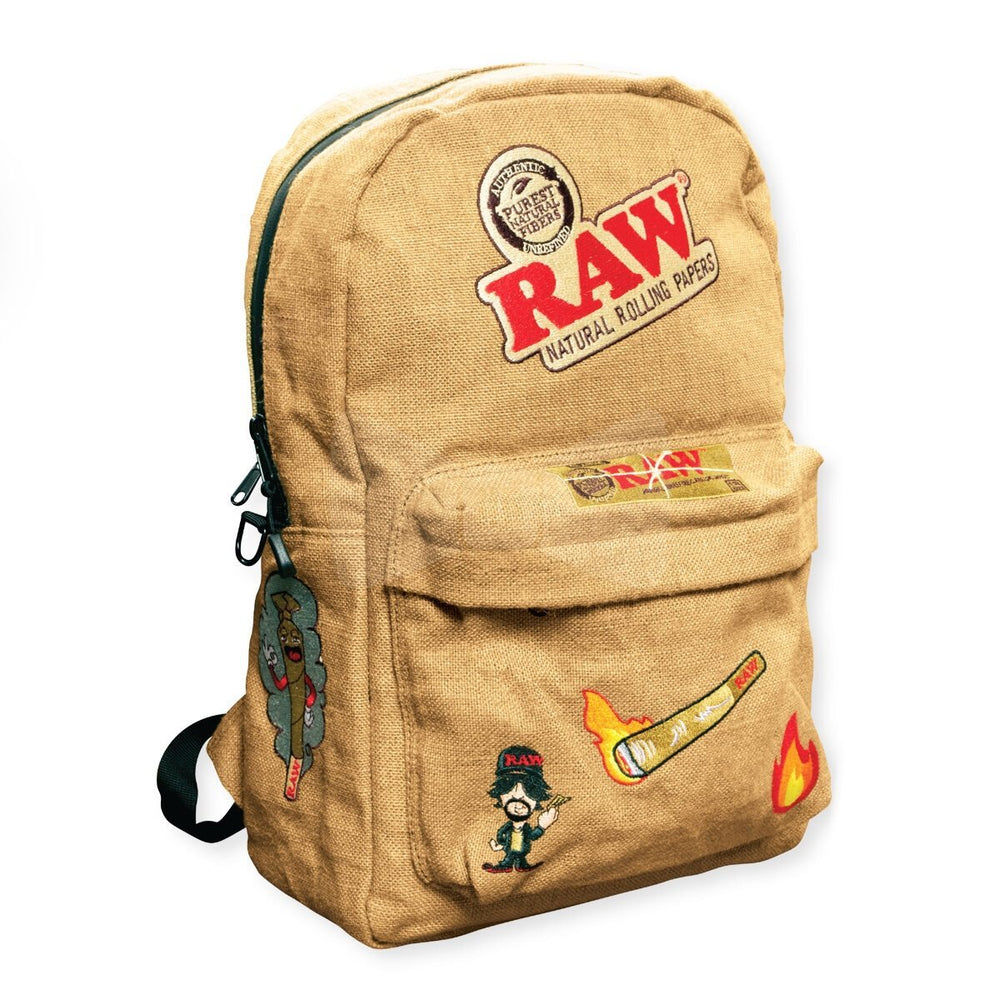 RAW Smokers Smell-Proof Backpack (Version 2)