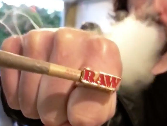 Raw Smoke Ring