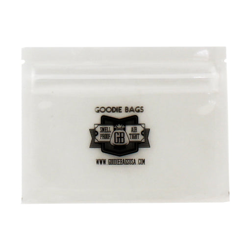 Goodie Bags Smell Proof Ziplock Small Clear