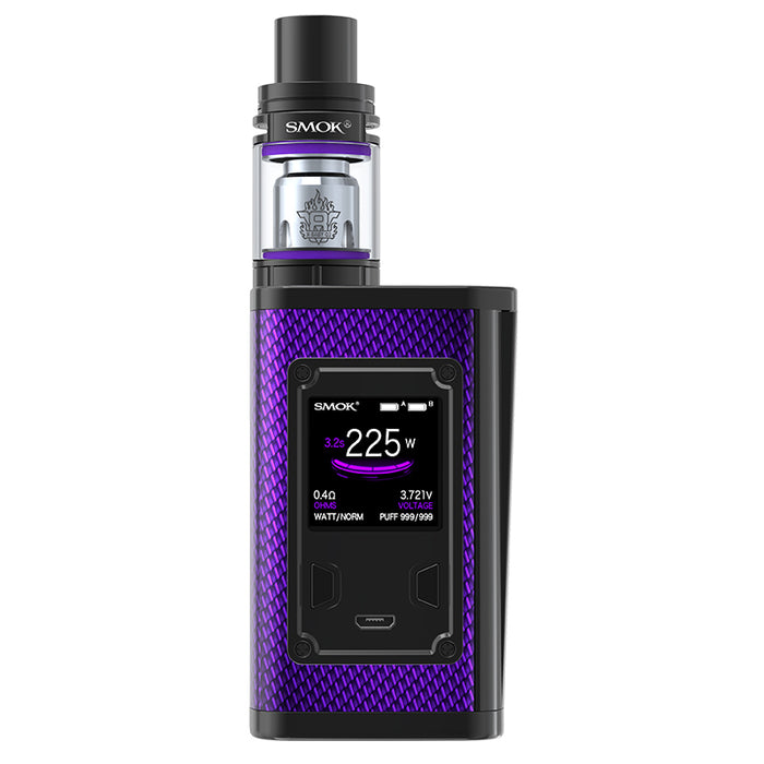 Smok Majesty Carbon Fiber Vape Kit - Smoketokes