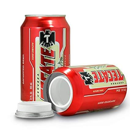 Tecate 8oz Beer Safe Can