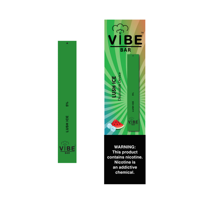 Vibe Bar - Lush Ice (Disposable Device)