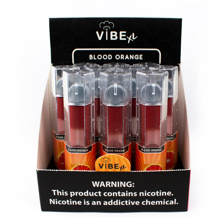 Vibe XL - Blood Orange (Disposable Device)