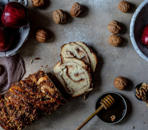 Babka - Apple & Honey - Moments Bakery